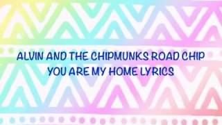 getlinkyoutube.com-Alvin And The Chipmunks You Are My Home