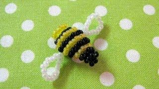 getlinkyoutube.com-Beaded Bumble Bee