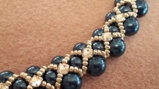 getlinkyoutube.com-Pearl Montee Necklace
