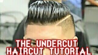 getlinkyoutube.com-How to do The Undercut Haircut - Pompadour Finish