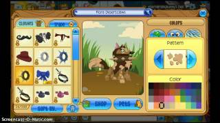 getlinkyoutube.com-Arctic Wolf Looks ANIMALJAM