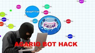 getlinkyoutube.com-Agario AgarBots Hacks Showcase // Up to 200 BOTS