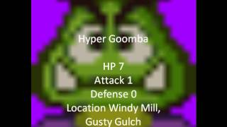 getlinkyoutube.com-Paper mario enemies and bosses
