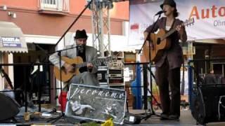Jeronemo - El Pajaro - Stadtfest Würzburg - 18.09.2010