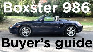 getlinkyoutube.com-Ultra in-depth Boxster 986 buyer's guide including IMS deep dive analysis