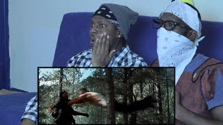 Logan | Trailer 2 Reaction