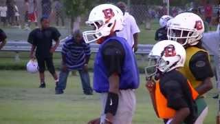 getlinkyoutube.com-Youth Football highlights (SCRIMMAGE ALERT) PPO VS Ftl Hurricanes 115lbs