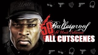 getlinkyoutube.com-50 Cent: Bulletproof All Cutscenes Full Game Movie [HD 720p]