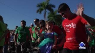Invitamos a la comunidad a la caminata del corazón este sábado en el centro de Fort Myers