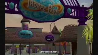 Thorpe Park - RCT3 - Official Video