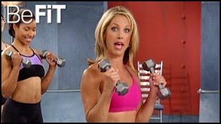 getlinkyoutube.com-Denise Austin: Arms & Shoulders Workout- Level 3