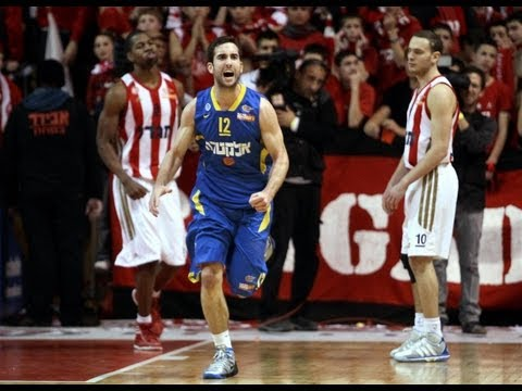 MVP Of The Night: Yogev Ohayon (Hapoel Jerusalem, 19/02/12)