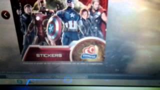 getlinkyoutube.com-Mi album virtual de avengers BMO cool