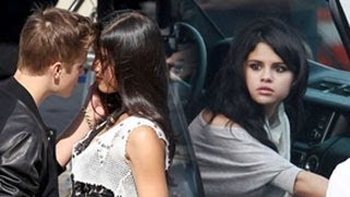 getlinkyoutube.com-Selena Gomez Is Super Jealous of Justin Bieber Getting Touchy With Other Girls