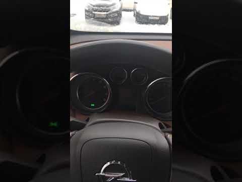 Opel mokka 1.4T АТ не заводится