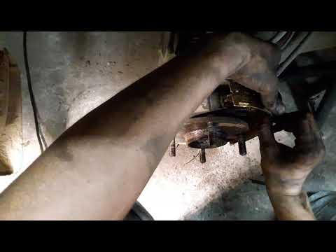 Замена задних колодок митсубиси кольт