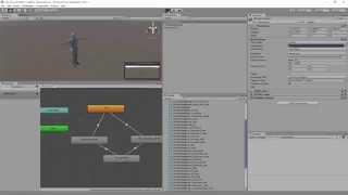 Import Mixamo Animation Packs into Unity Mechanim