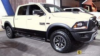 Model Download Video 2017 Ram Rebel TRX  Special Edition Truck