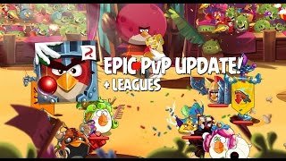 getlinkyoutube.com-Angry Birds Epic PvP Update First Look | Player vs Player Battle Arena & Leagues