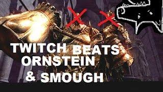 getlinkyoutube.com-Twitch Plays Dark Souls: Ornstein & Smough Defeated