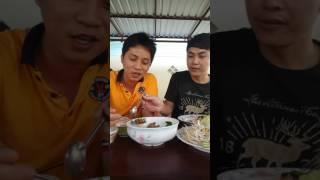getlinkyoutube.com-ตำบักหุ่ง ขาหมู กินข้าวเช้ากับเพื่อนอาร์ต