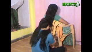 Rekha heavy Oiling & Hairplay Live Stream