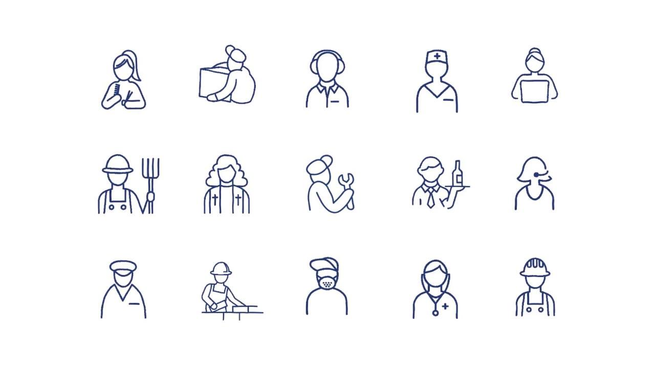 Fremhevet bilde fra «Faktaboka om arbeid og helse på under 3 minutter»
