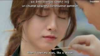 getlinkyoutube.com-Kim Tae Hyun (DICKPUNKS) - Tears Fall (눈물이 펑펑) FMV (Angel Eyes OST)[ENGSUB + Romanization + Hangul]