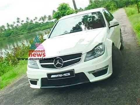 """Mercedes-Benz C63 AMG""-Smart Drive 17,June 2012 Part 1"