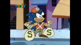 getlinkyoutube.com-Las Aventuras de Sonic - Un Sonic Falso (Español Latino)