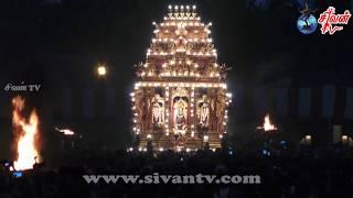 நல்லூர் கந்தசுவாமி கோவில் 10ம் நாள் திருமஞ்சத்திருவிழா 06.08.2017