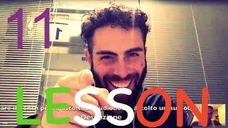 getlinkyoutube.com-LESSON NORMAL SPEED 11 - 1/2 Intervista con Claudio (CEO di BLIUBLIU) (Learn Italian with subtitles)