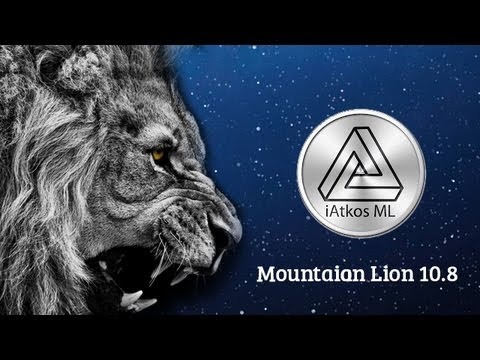 How To Install IATKOS ML2 [Mountain Lion 10.8] On VMware Workstation