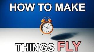 getlinkyoutube.com-Stop Motion Tutorial. How to make things FLY!