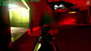 getlinkyoutube.com-Doom II Remake by Unreal Engine 4 【HD】Gameplay