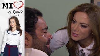 ¡Diego decide alejarse para siempre de Ana!   Mi corazón es tuyo - Televisa