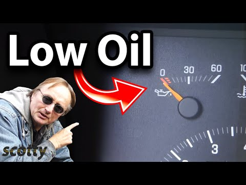 How to Fix Low Oil Pressure Gauge in Your Car (Oil Pressure Sending Unit)