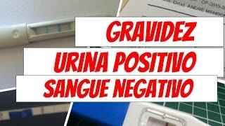 getlinkyoutube.com-Gravidez: Teste de  urina positivo e sangue negativo!!!