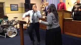 getlinkyoutube.com-Coros pentecostales de fuego y unción- Medley- Geraldo y Redelmy