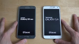getlinkyoutube.com-Samsung Galaxy S5 Neo vs. Samsung Galaxy S5 - Which Is Faster?