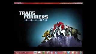 تحميل لعبة Transformers Prime