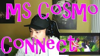 Ms Cosmo Feat  Nasty C, Rouge & Kwesta - Connect  Reaction