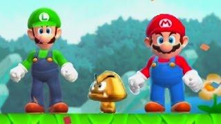 getlinkyoutube.com-Super Mario Run - Gold Goomba Event Complete (New Unlockables)