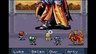 getlinkyoutube.com-Lufia II : Rise of the Sinistrals Final Boss Battle