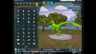 Spore - Raptor Tutorial (version 2)