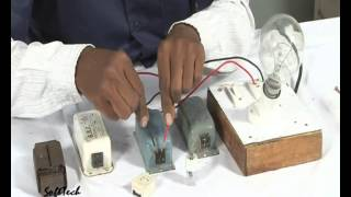 getlinkyoutube.com-How to make tubelight connection