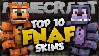 getlinkyoutube.com-Top 10 Minecraft FNAF SKINS! - Part 2 - Best Minecraft Skins