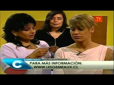 La Auriculoterapia (Conecta2 TV CHILE)