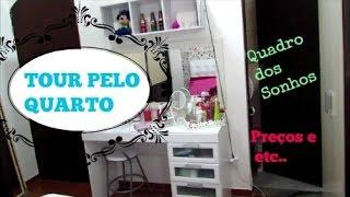 getlinkyoutube.com-Penteadeira Improvisada /escrivaninha PREÇOS  tour ...Desabafo.com