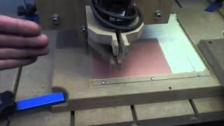 getlinkyoutube.com-CNC PCB Milling